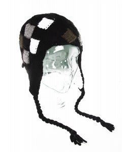 Burton Didnt Hear It From Me Beanie True Blk