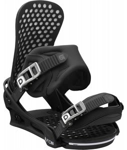 Burton Diode Snowboard Bindings Darksaber