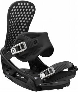 Burton Diode EST Snowboard Bindings Darksaber