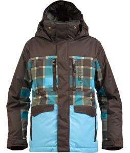 Burton Distortion Snowboard Jacket Grizzly/Norsk Revolt Plaid