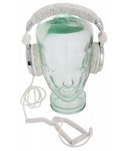 Burton DJ Headphones White