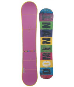 Burton Dominant Snowboard 156 Purple