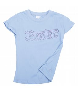 Burton Dotted T-Shirt Baby Blue