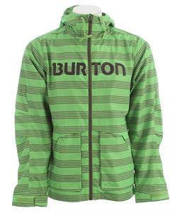 Burton Dover Snowboard Jacket Sweet Leaf Home Stripe
