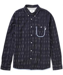 Burton Drake L/S Shirt Eclipse Ikat