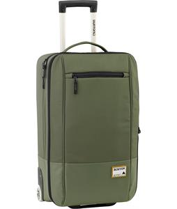Burton Drifter Roller Travel Bag Olive Texture Block