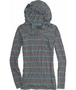 Burton Driftwood Hoodie Heather Heathers