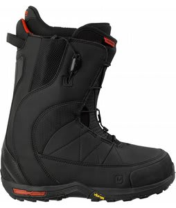 Burton Driver X Snowboard Boots Black/Red