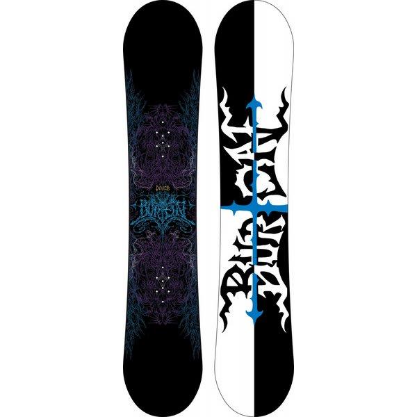 Каталог сноубордов Burton.