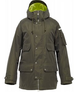 Burton Dylan Snowboard Jacket Keef