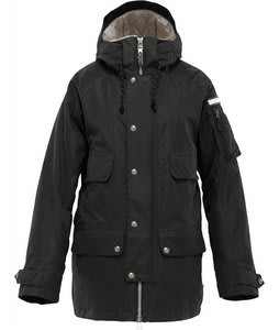 Burton Dylan Snowboard Jacket True Black