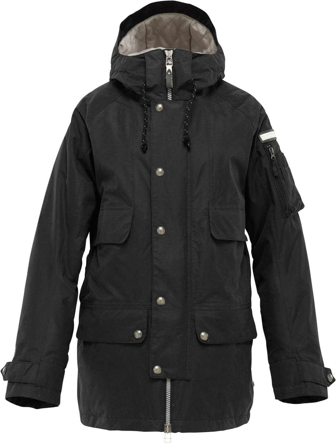 Shop for Burton Dylan Snowboard Jacket True Black - Women's