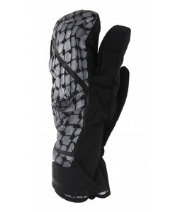 Burton Dynasty Mittens True Black