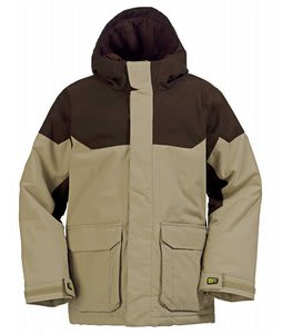 Burton Element Insulated Snowboard Jacket Burlap