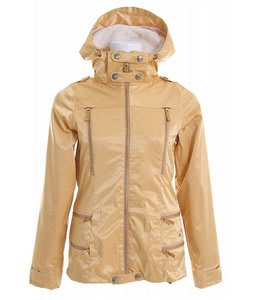 Burton Elevation Snowboard Jacket Gold