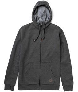 Burton Elite Bonded Hoodie True Black Heather