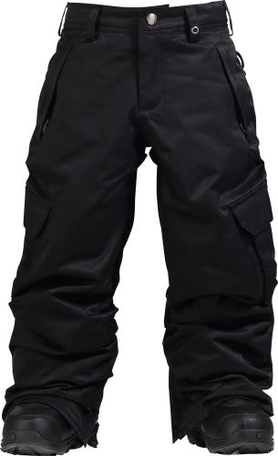 Burton Elite Cargo Snow Pants True Black