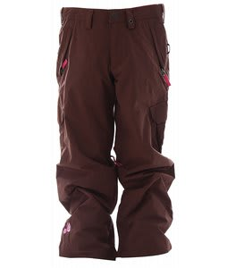 Burton Elite Snow Pants Chestnut