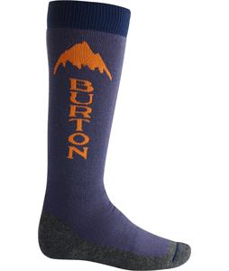 Burton Emblem Socks Team Blue