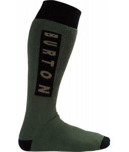 Burton Emblem Snowboard Socks Trench