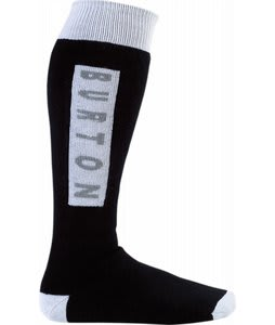 Burton Emblem Snowboard Socks True Black