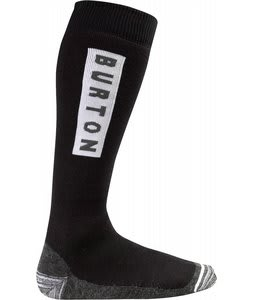 Burton Emblem Socks True Black