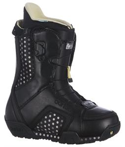 Burton Emerald Snowboard Boots Black/Yellow