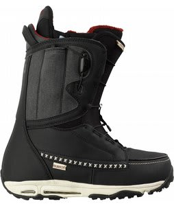 Burton Emerald Snowboard Boots Black/White