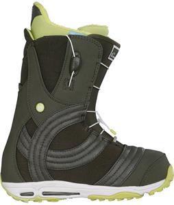 Burton Emerald Snowboard Boots Clover Aloe