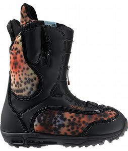 Burton Emerald Snowboard Boots Black/Multi