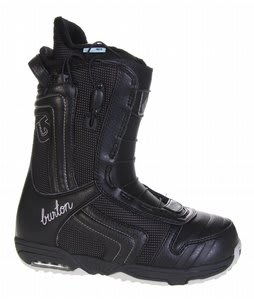 Burton Emerald Snowboard Boots Black/Silver