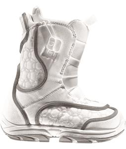 Burton Emerald Smalls Snowboard Boots White/Grey