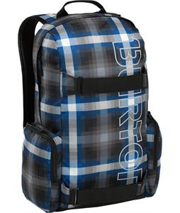 Burton Emphasis Backpack Cobalt Springer Plaid 26L