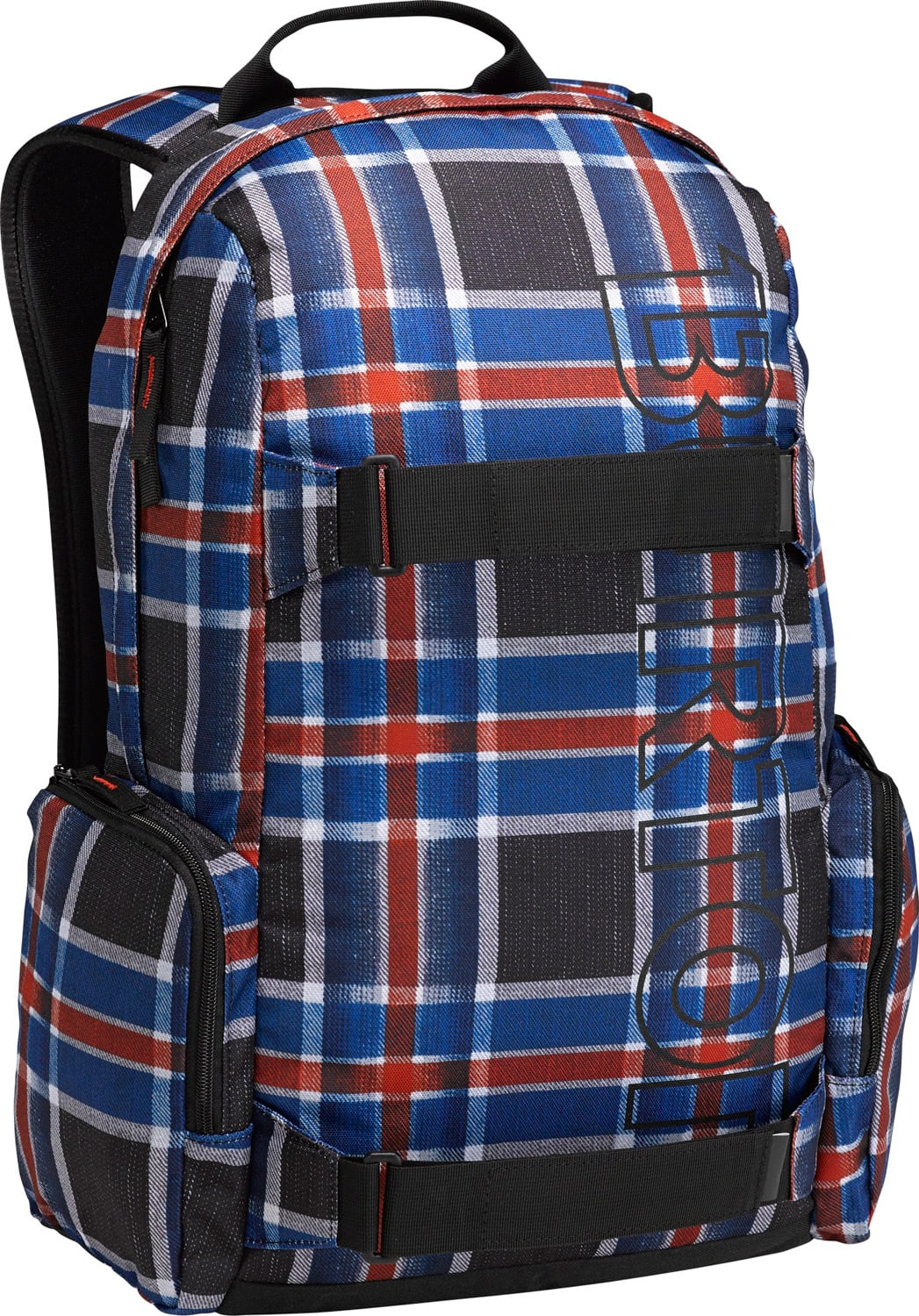 Burton Emphasis Backpack Karl Plaid 26L