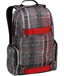 Burton Emphasis Backpack Tattered Plaid 26L