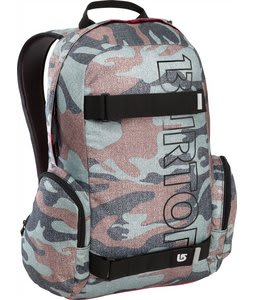 Burton Emphasis Backpack Vain Gamo Print