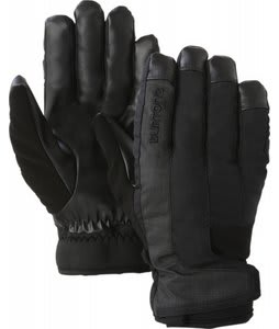 Burton Empire Gloves True Black