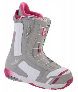 Burton Emerald Snowboard Boots Grey/Pink