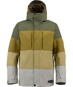Burton Encore Snowboard Jacket Keef Colorblock