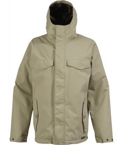 Burton Entourage Snowboard Jacket Sandstoner