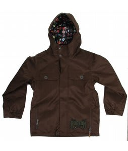 Burton Entourage Snowboard Jacket Mocha
