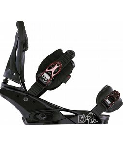 Burton Escapade Snowboard Bindings Black Widow