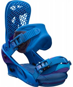 Burton Escapade Snowboard Bindings Winter Blues