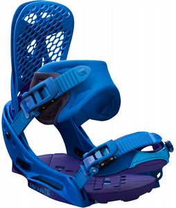 Burton Escapade EST Snowboard Bindings Winter Blues