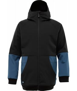 Burton Exeter Softshell Snowboard Jacket True Black