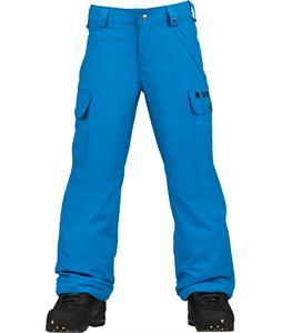 Burton Exile Cargo Snowboard Pants Blue-Ray