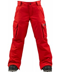 Burton Exile Cargo Snowboard Pants Burn