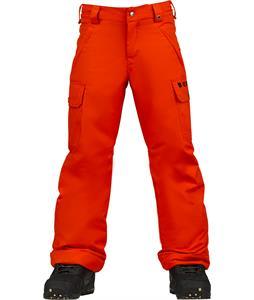 Burton Exile Cargo Snowboard Pants Burner
