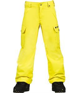 Burton Exile Cargo Snowboard Pants Peeps