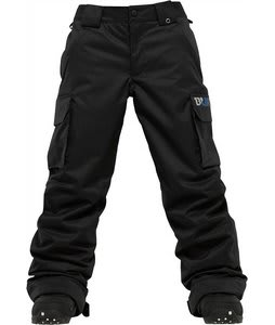 Burton Exile Cargo Snowboard Pants True Black